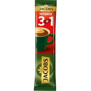 Кофе Jacobs Intense 3в1 24шт*13.5г - купить, цены на СитиМаркет - фото 1
