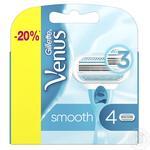 Касети для гоління Gillette Venus змінні 4шт