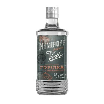 Nemiroff Special Vodka 40% 0.7l - buy, prices for Novus - image 1
