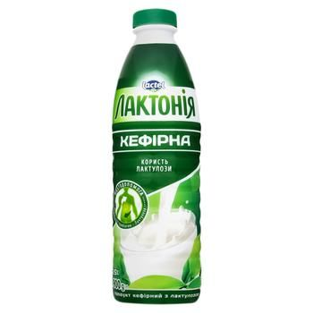 Продукт кефирный Лактония с лактулозой 2.5% 900г - купить, цены на ЕКО Маркет - фото 1