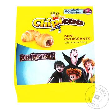 Chipicao Mini with cocoa croissant 48g
