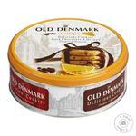 Печенье Old Denmark с апельсином и тёмным шоколадом 150г