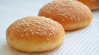 Диетические булочки для гамбургеров