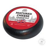 Сыр Cesvaine Чеддер твердый выдержанный 50%