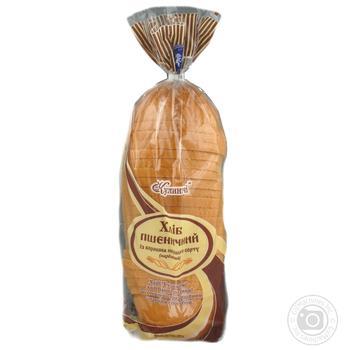 Хлеб Кулиничи Пшеничный нарезка 650г