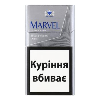 Сиг Marvel Demi Silver Selected