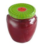 Puree Pan tomatov blackcurrant 550g glass jar