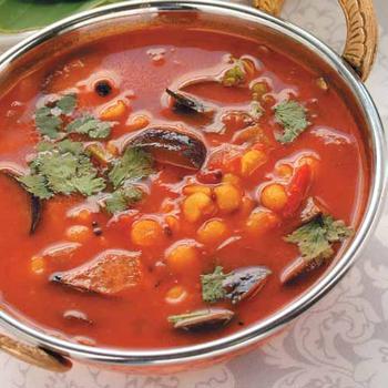 Овощи по-керальски