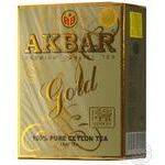 Tea Akbar Gold black 250g