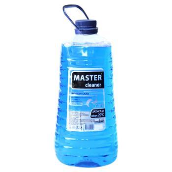 Омыватель стекла Master Cleaner морская свежесть -20C 4л