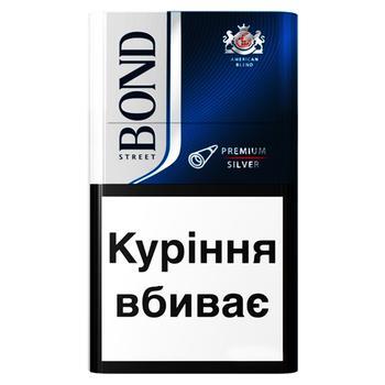 Сигареты бонд сильвер купить резаный табак оптом