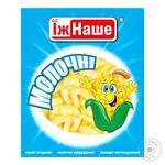 Палочки кукурузные Ешь Наше молочные 60г