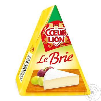Сир Saint Benoit Couer de Lion le Brie 60% 125г