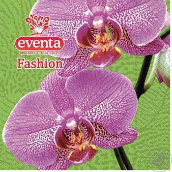 Paper Design Eventa Fashion Napkins 20pc - buy, prices for Tavria V - image 3