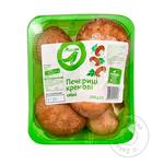 Kozhen Den Cremini Musrooms, 1 Box