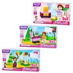 Iblock Toy Construction for Girls PL-920-25
