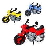 Polissya Motorcycle Racing Bike Toy