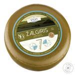 Сыр Vilvi Zalgiris весовой 40%