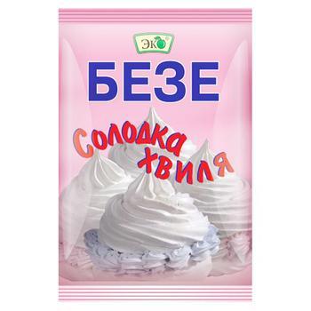 Безе Еко солодка хвиля 100г