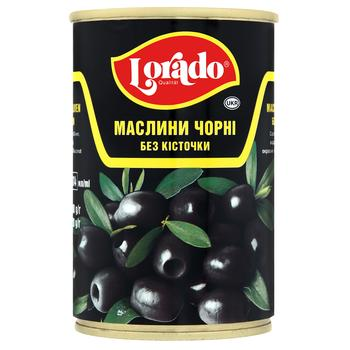 Lorado Pitted Olives 300g