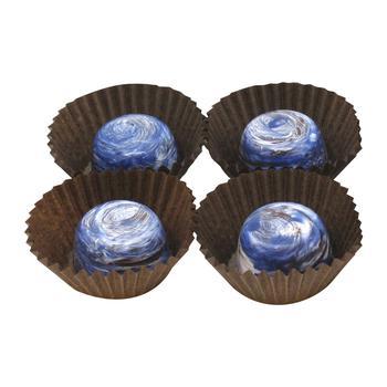 Конфета Сапфировая бесконечность корпусная шоколадная 14г