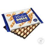 Трубочки вафельні Бісквіт-Шоколад з молоком 77г