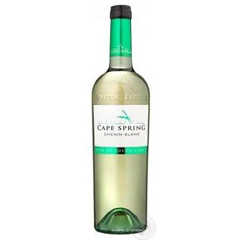 Cape Spring Chenin Blanc white dry wine 12% 0,75l - buy, prices for Novus - image 1