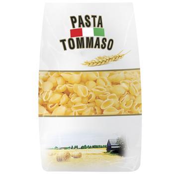 Макаронні вироби Pasta Tommaso ракушки 400г