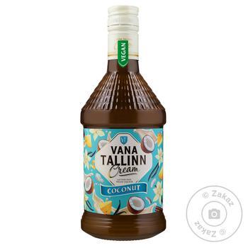 Лікер Vana Tallinn Yoghurt Cream 16% 0,5л - купити, ціни на Novus - фото 2