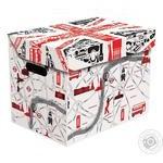 Ящик д/хранения Global-Pak London карт 34х25х26см шт