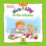 Книга Алекса И. Первый английский с Nick and Lilly: In the Kitchen укр