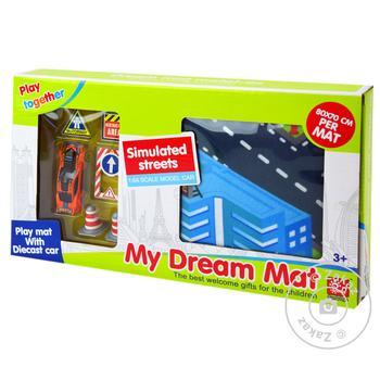 Коврик игровой Shantou My Dream Mat - купить, цены на МегаМаркет - фото 1