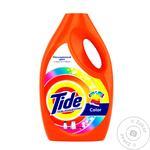 Рідкий пральний порошок Tide Color 1,045л