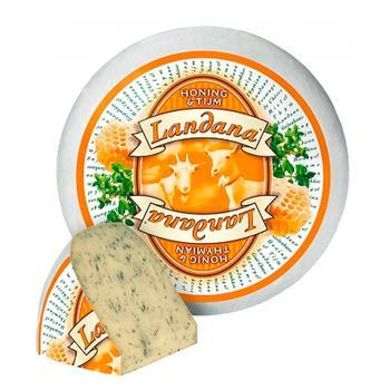 Сыр Landana козий с мёдом и чабрецом Голландия 50%
