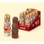 Шоколадная фигурка Рошен Кролик зимний Украина
