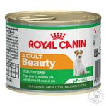 Food Royal canin canned for dogs 195g