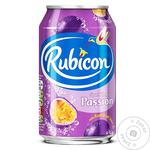 Rubicon Passion Fruit Carbonated Drink 0,33l
