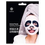 Маска для обличчя Fabrik Cosmetology Animal Panda Зволожувальна з принтом біоцелюлозна 34г