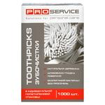 ProService Toothpicks 1000pcs