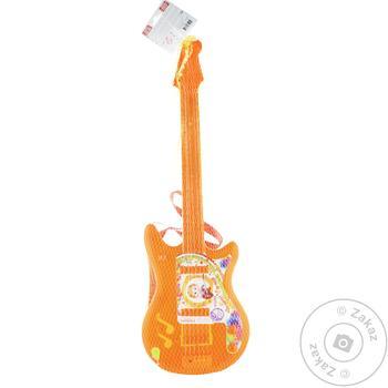 Игрушка Maximus Гитара 65x20x4см