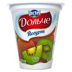 Йогурт Дольче ківі 3,2% 280г