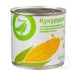 Auchan canned corn 420g