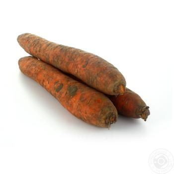 Морковь молодая UA кг