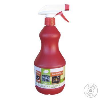 Средство для чистки гриля, плит и духовок Сана 900мл