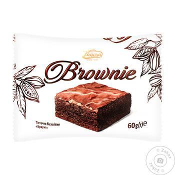 Zagora Brownie Biscuit Cake 60g
