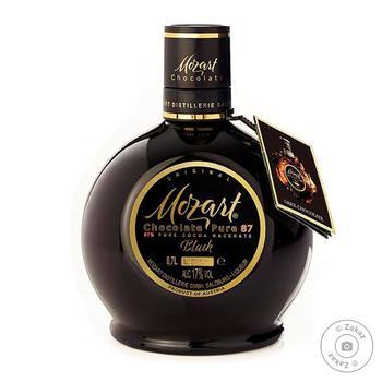 Ликер Mozart Black 0,7л - купить, цены на Novus - фото 1