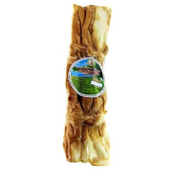 Сыр Заславье фигурный копченый весовой
