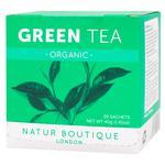 Чай зеленый Natur Boutique Органический 20*2г