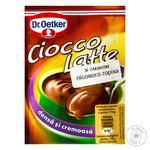 Горячий шоколад Dr.Oetker со вкусом лесного ореха 25г