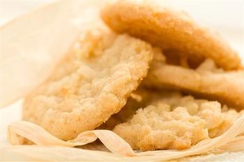 Кокосове печиво без яєць